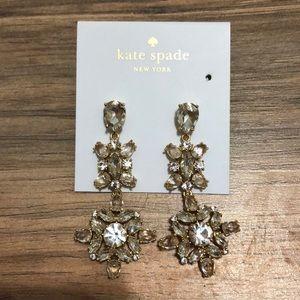 New!! KATE SPADE beautiful earrings!!